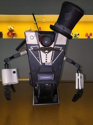 Gentlemen Claptrap Robot for Sale in Clovis, CA