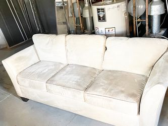 Bauhaus Tan Sofa Couch for Sale in Glenolden,  PA