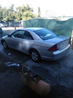 02 HONDA CIVIC RUNS AND DRIVE GOOD for Sale in Las Vegas, NV