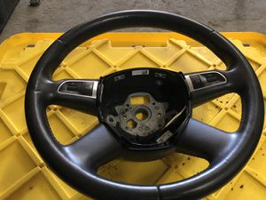 PARTS OUT AUDI A4 2012-2014 STEERING WHEEL PARTING OUT for Sale in Hialeah, FL