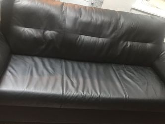 three-seater sofa has a little scratch on the right side, bought it just one year from IKEA, the quality is very good, and the dog scratched it for Sale in Sammamish,  WA