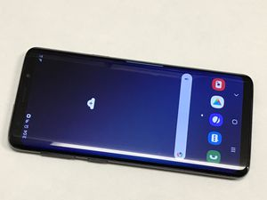 Unlocked Samsung Galaxy S9 for any Company. Works with att, Tmobile, metro pcs, cricket, Verizon, sprint, boost and overseas. Works with any compan for Sale in San Francisco, CA