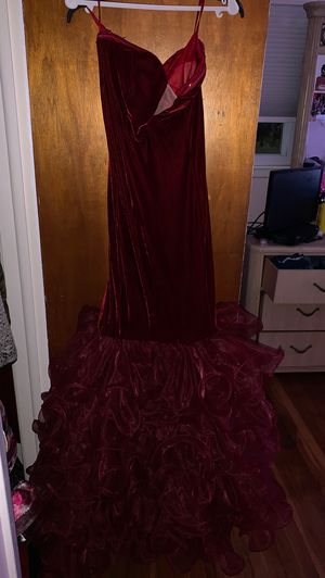 Mermaid prom dress for Sale in Tinton Falls, NJ