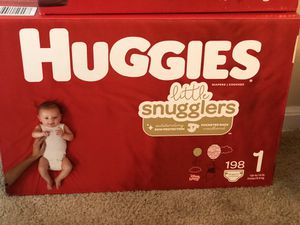 Huggies Diapers for Sale in Richmond Heights, OH