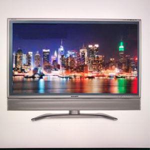 "Sharp 45"" Aquos TV for Sale in Renton, WA"