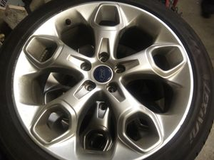 2013 Ford escape wheels and tires for Sale in Wenatchee, WA