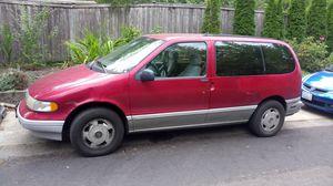 1994 mercury villager mini van for Sale in Gig Harbor, WA