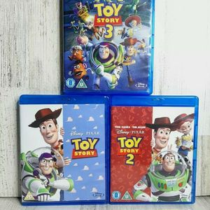 Toy story 1-3 blu-ray collection for Sale in Stockton, CA
