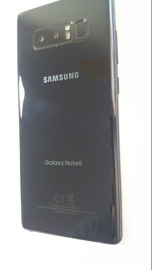 Samsung Galaxy Note 8 64GB,,,,,,UNLOCKED + WARRANTY ( Like New ) for Sale in Silver Spring, MD