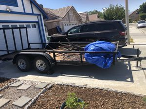 Brand new 17 foot trailer for Sale in Los Angeles, CA