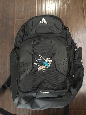 San Jose Sharks Addias Laptop Backpack for Sale in San Jose, CA