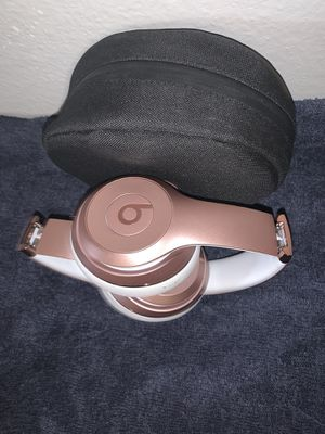 Beats Solo 3 wireless headphones for Sale in Placentia, CA