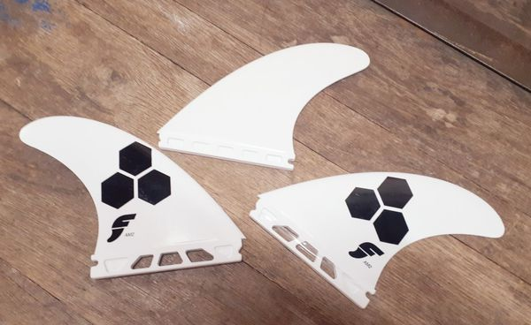 FUTURES AM1, T1, F4 THERMOTECH SURFBOARD FINS