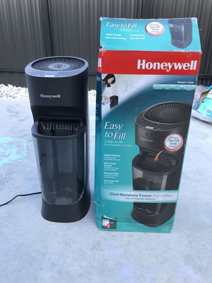 Honeywell cool moisture Humidifier for Sale in Cutler Bay, FL