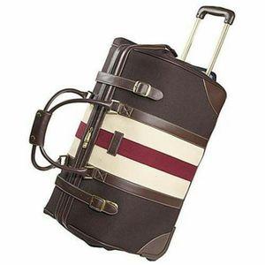Tommy Hilfiger Fieldhouse Rolling Travel Duffle Bag. for Sale in Atlanta, GA