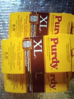 "Esas 3 xl 2.5"" cuadradas en 45 y Scott brochas de Purdy for Sale in Houston, TX"
