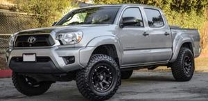 "17"" Toyota Tacoma Wheels & Tires + Leveling Kit- Complete Package Start @ $1499 for Sale in Westminster, CA"