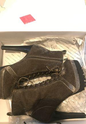 Aldo Aliria 7.5 heels boots for Sale in Baltimore, MD