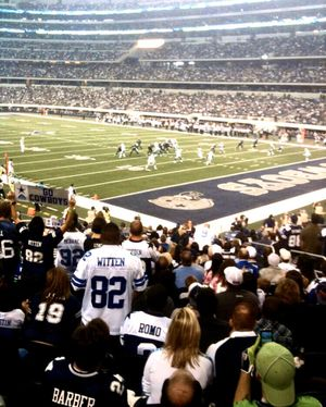 Cowboys vs Rams - Two LOWER LEVEL Tickets plus Parking for Sale in Dallas, TX