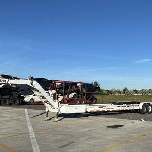 50Ft Myco Boat Trailer Gooseneck for Sale in Tampa, FL
