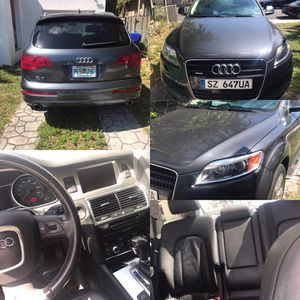 2008 Audi Q7 top of the line 64 miles for Sale in Key Biscayne, FL