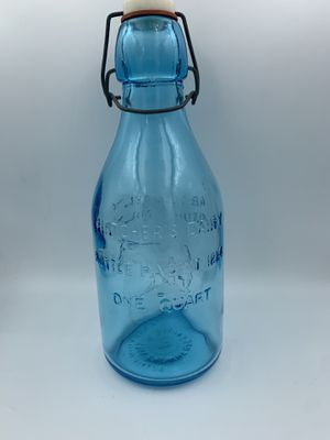 Vintage Embossed Milk Bottle in Mint Condition for Sale in Brandon, MS