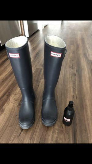Hunter Rain Boots - Size 7! for Sale in San Francisco, CA