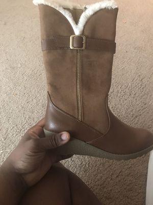 Girls Rachel shoes boots size 4y for Sale in Atlanta, GA