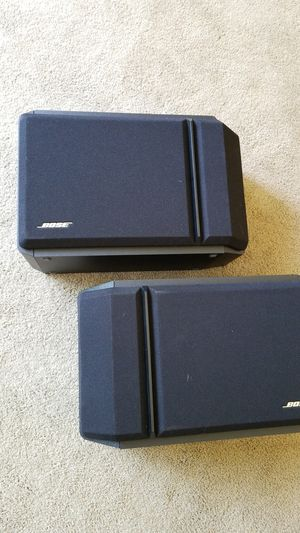Bose stereo speakers for Sale in Auburn, WA