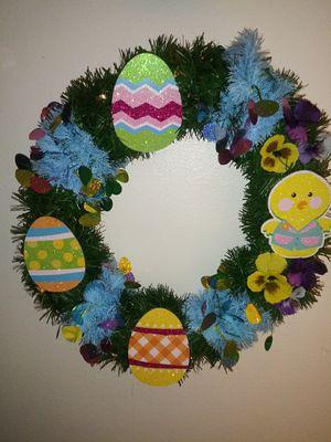 Handmade Easter Wreath for Sale in Marysville, WA