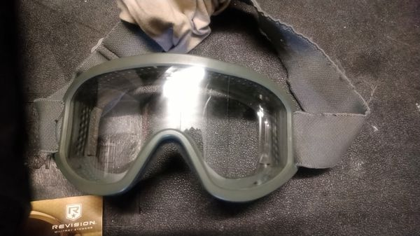 Army combat goggles