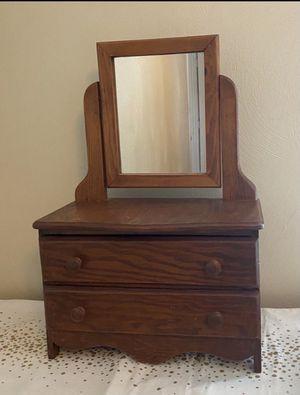 Antique 2 drawer chest for Sale in Virginia Beach, VA