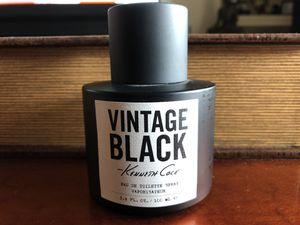 Kenneth Cole Vintage Black Men's Cologne for Sale in McLean, VA