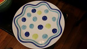 Large ceramic platter for Sale in St. Louis, MO