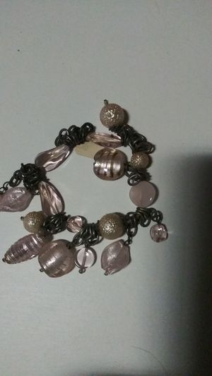 Pink charm bracelet for Sale in Santa Ana, CA