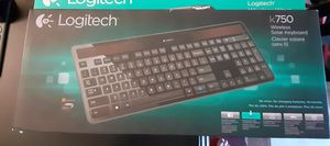 Brand new Logitech keyboard for computer for Sale in Pasadena, CA