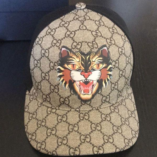 Gucci Hat Authentic