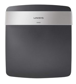 Dual-Band WiFi N Router Linksys E2500 (N600) Advanced Simultaneous for Sale in San Diego, CA