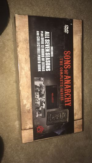 Son of anarchy the complete series for Sale in Manassas, VA