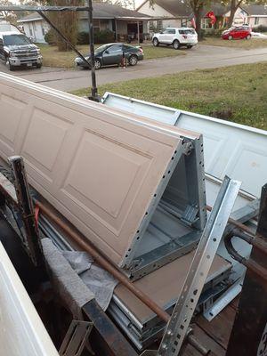 8ft garage door for Sale in Houston, TX