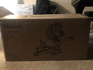 miter saw! only one!brand new.never use! for Sale in Chula Vista, CA