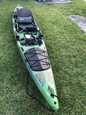 Jackson Kayak Kraken w/Garmin sonar, chart plotter, fish finder for Sale in Miami, FL