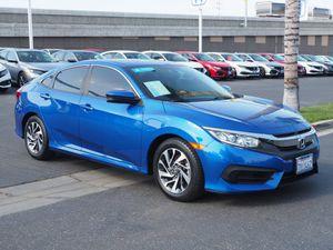 2016 Honda Civic Sedan for Sale in Corona, CA