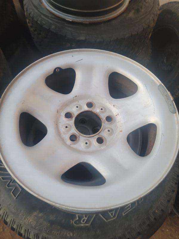 Free jeep wheels