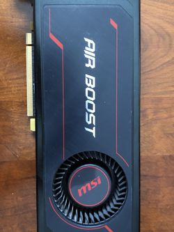 MSI Radeon RX Vega 64 Air Boost OC 8GB for Sale in New Rochelle,  NY