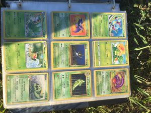 POKEMON card collection with binder (I accept GOOD trades) for Sale in Orlando, FL