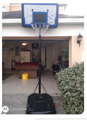 Basketball hoop $135 for Sale in Kissimmee, FL