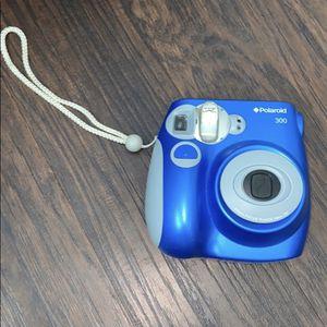 Polaroid blue 300 camera for Sale in Commack, NY