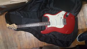 Fender squier strat electric guitar for Sale in Baltimore, MD