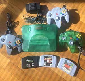 Nintendo 64 for Sale in Johnston, RI